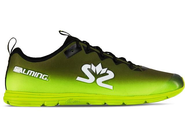 Salming Race 7 - Zapatillas running Hombre - amarillo/negro